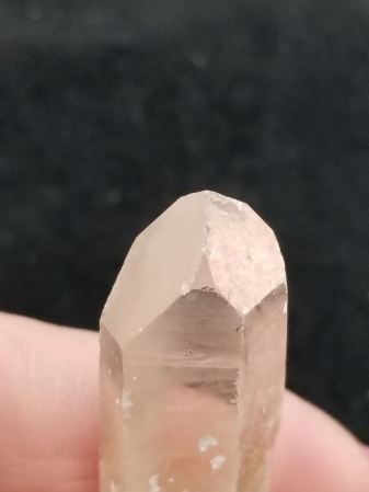All images are the 6 side of the only Dow Crystal I have found.
